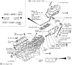 nissan maxima head gasket replacement repair guides engine mechanical camshaft bearings and rocker
