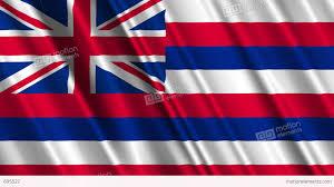 Image Of Hawaiian Flag Hawaii Flag Loop 01 Stock Animation 695527