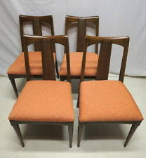 Modern Dining Table And Chairs Danish Modern Dining Set Ebay