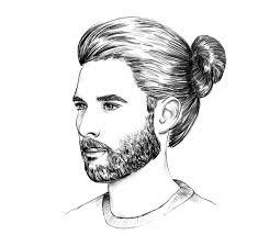 Frisur Lange Haare Bewerbungsfoto by Lange Haare Männer Stylen Sie Sich Ihre Frisur Selbst