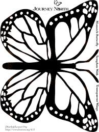 journey symbolic monarch butterfly migration