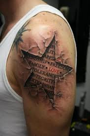 3d family tribal tattoos design idea for and
