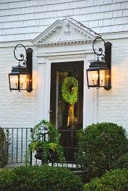 outside front door lights front door lighting tips kristywicks front door lights in home ideas