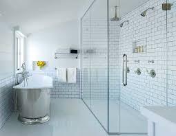 wonderful green white wood glass modern design small bathroom