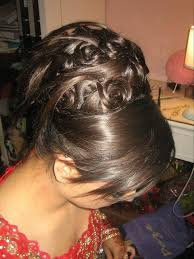 hairstyle joora video bun twist jora bridal hairstyle ideas fashionstylecry bridal