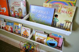 must love babies rain gutter bookshelves