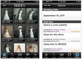 wedding apps 10 iphone apps for planning the wedding