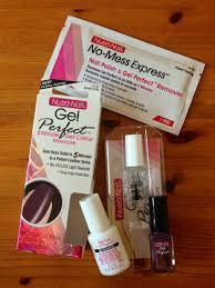 how perfect is gel perfect nail polish no uv lamp required