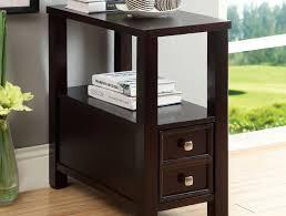 Espresso Accent Table Accent Tables Caravana Furniture