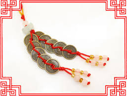 ancient copper coins feng shui ornament ancient