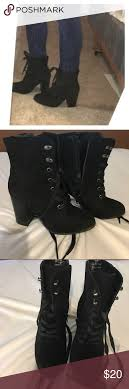 s lace up boots target target sz 6 brand target shoes lace up boots my posh closet