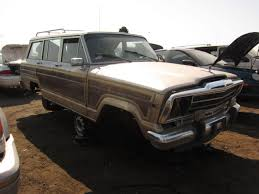 1991 jeep wagoneer interior junkyard find 1989 jeep grand wagoneer the truth about cars