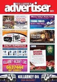 killarney advertiser 15th september 2017 by killarney advertiser