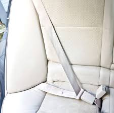 How To Clean Car Upholstery With Vinegar How To Clean Your Seat Belts Popsugar Smart Living