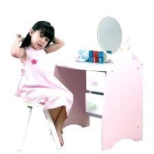 kidkraft princess table stool kidkraft princess vanity table and chair set pinkpurple wildkin