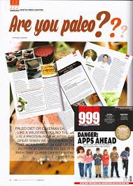 Wildfire Nutrition by 999 Magazine Features Christopher Clark And Nutritional Grail