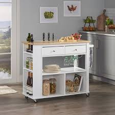 kitchen storage cupboard on wheels buy kitchen carts at overstock our best kitchen