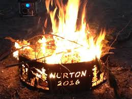 Personalized Fire Pit by Custom Fire Pits Burning Concepts