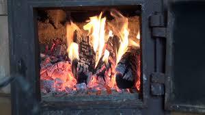 fire in old farm furnace fireplace stock video footage videoblocks