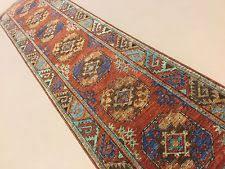 Wool Runner Rugs Hallway Afghan Regional 100 Wool Runner Rugs Ebay