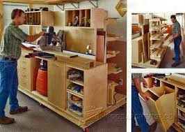 Woodworking Plans Garage Shelves by 715 Best Workshop Images On Pinterest Woodwork Garage Workshop