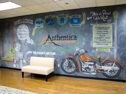 chalk walls photo booth backdrops atlanta chalk artist katie picture