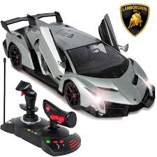 lamborghini toddler car best choice products 1 14 scale rc lamborghini veneno gravity