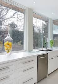 white shaker kitchen cabinets backsplash 57 best kitchen backsplash ideas for 2021