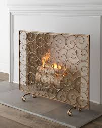 Country Fireplace Screens by 79 Best Fireplace Screens Images On Pinterest Fireplace Screens