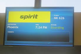spirit baggage fees daytrip on spirit u0026 allegiant airliners net