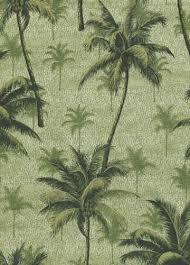 Upholstery Fabric Hawaii Palm Twill Barkcloth Hawaii Timeless Hawaiian Fabrics For Your