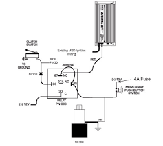 msd two step wiring diagram wiring diagram and schematic diagram