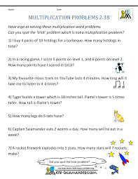 free multiplication word problems multiplication word problems worksheets wallpapercraft