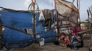 Yaman Teh potret bencana kelaparan di yaman foto gooto