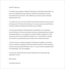 brilliant ideas of how to write a employment termination letter