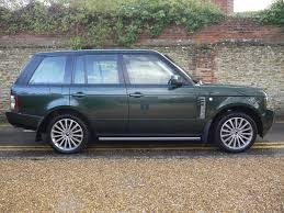 tan range rover range rover autobiography supercharged 5 0 litre surrey near