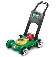 little tikes gas u0027n go lawn mower toys