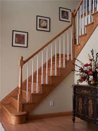 Difference Between Banister And Balustrade Selecting A Newel Post Type For Your Balustrade Stair Parts Blog