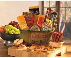 sausage and cheese gift baskets 8 best my wisconsin wishlist images on