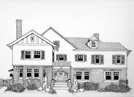 Residential Ink Home Design Drafting by Drawing Plans Of Houses Luxamcc Org