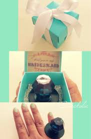 ring pop boxes i made these inspired will you be my bridesmaid ring pop