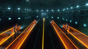 Tron Legacy Light Cycle Brianorndorf Com Blu Ray Review Tron Legacy Tron The