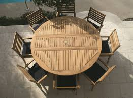 Care Of Teak Patio Furniture Patio Ideas The Ando Teak Outdoor Furniture Set From Patio