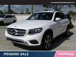 mercedes palm used mercedes glc for sale in palm fl 4 used