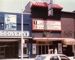 capitol theatre in downtown kitchener in 1988 historic