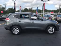 used certified one owner 2015 nissan rogue sv elgin il mcgrath