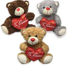 valentines bears vs204 wholesale teddy bears 9 valentines sitting