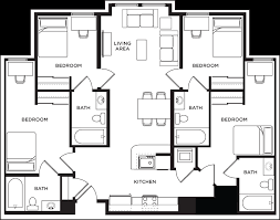 floor plans 1200 west marshall student apartments in richmond