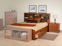 Wall Unit Bedroom Set With Storage Prepac Furniture Bedroom Sets Platform Bed Bed Bedroom Set