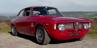 alfa romeo classic gta this modified giulia sprint is the singer porsche of alfa romeos